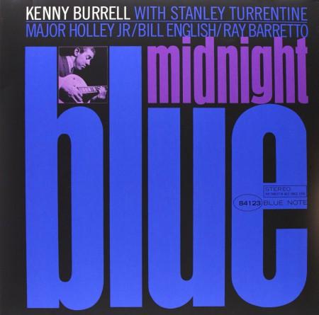 Kenny Burrell: Midnight Blue - Plak