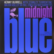 Kenny Burrell: Midnight Blue - Plak