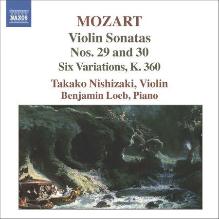 Mozart: Violin Sonatas, Vol. 6 - CD