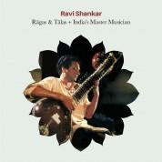 Ravi Shankar: Ragas & Talas + India's Master Musician - CD