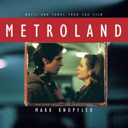Mark Knopfler, Çeşitli Sanatçılar: Metroland (Clear Vinyl - RSD 2020) - Plak
