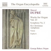 Dupre: Works for Organ, Vol. 13 - CD