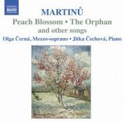 Martinu: Songs for Mezzo-Soprano and Piano - CD