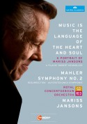 Mariss Jansons - Music is The Language Of The Heart And Soul - DVD