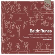 Estonian Philharmonic Chamber Choir, Paul Hillier: Baltic Runes - SACD