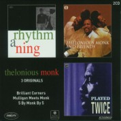 Thelonious Monk: Classical Jazz Albums by Thelonious Monk - CD