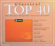 Çeşitli Sanatçılar: Classic Top 40 - CD