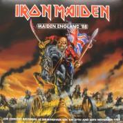 Iron Maiden: Maiden England '88 - Plak