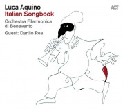 Luca Aquino: Italian Songbook - CD
