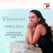 Nuria Rial: Vocalise - CD