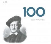 Çeşitli Sanatçılar: Best 100 - Wagner - CD