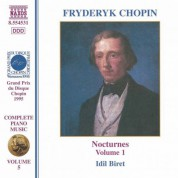 İdil Biret: Chopin: Nocturnes, Vol. 1 - CD