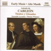 Accentus Ensemble: Cabezon: Tientos Y Glosados - CD