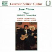 Guitar Recital: Jason Vieaux - CD