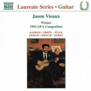 Guitar Recital: Jason Vieaux - CD
