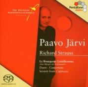 Paavo Järvi: Strauss: Der Bürger als Edelmann - Suite op.60 - SACD