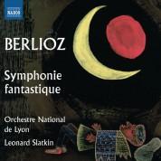 Leonard Slatkin: Berlioz: Symphonie fantastique - CD