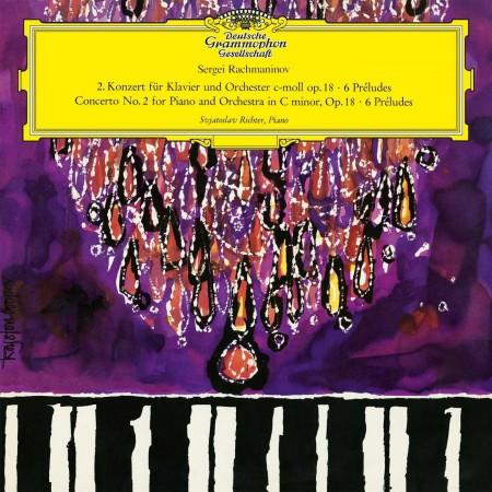Sviatoslav Richter: Rachmaninov: Piano Concerto No. 2 In C Minor - Plak