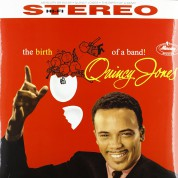 Quincy Jones: The Birth Of A Band - Plak