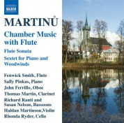 Fenwick Smith: Martinu: Chamber Music with Flute - CD