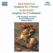 Slovak Radio Symphony Orchestra: Beethoven: Symphony No. 3 / Schubert: Symphony No. 8 - CD