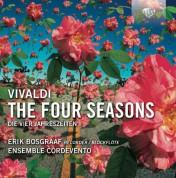 Erik Bosgraaf, Ensemle Cordevento: Vivaldi: The Four Seasons - CD