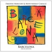 Freddie Mercury, Montserrat Caballé: Barcelona - Plak