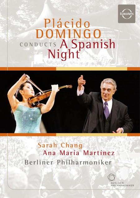 Berliner Philharmoniker, Sarah Chang, Ana María Martínez, Plácido Domingo: Waldbuhne In Berlin 2001 - Spanish Night - DVD