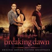 Çeşitli Sanatçılar: OST - The Twilight Saga - Breaking Down Part 1 - CD