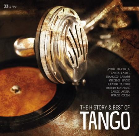 Çeşitli Sanatçılar: The History & Best Of Tango - Plak
