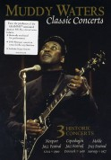 Muddy Waters: Classic Concerts - DVD