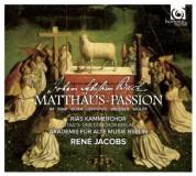 RIAS Kammerchor, Akademie für Alte Musik Berlin, René Jacobs: Bach: Mattheus Passion - SACD