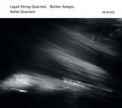 Keller Quartett: Ligeti String Quartets, Barber Adagio - CD