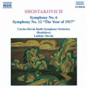 Shostakovich: Symphonies Nos. 6 and 12 - CD