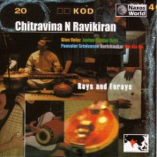 Chitravina N. Ravikiran: Rays and Forays - CD