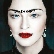 Madonna: Madame X (Limited Edition Clear Vinyl - Plak