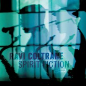 Ravi Coltrane: Spirit Fiction - CD