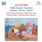 Ildiko Line: Janacek: Violin Sonata / Capriccio / Romance / Dumka - CD