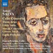 Çeşitli Sanatçılar: Salva: Cello Concerto - 3 Arias - CD