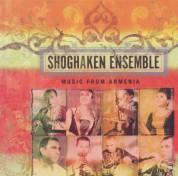 Shoghaken Ensemble: Music From Armenia - CD