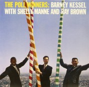 Ray Brown, Barney Kessel, Shelly Manne: The Poll Winners - Plak