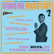 Çeşitli Sanatçılar: Studio One Rocksteady Volume 2 - Plak