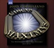 University of Texas Wind Ensemble: Corigliano, J.: Symphony No. 3,