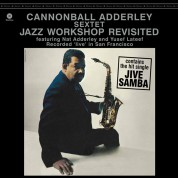 Cannonball Adderley Sextet: Jazz Workshop Revisited - Plak