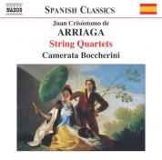 Arriaga: String Quartets (Complete) - CD