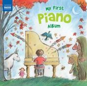 Çeşitli Sanatçılar: My First Piano Album - CD