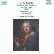 Bach, J.S.: Violin Sonatas and Partitas, Vol. 1 - CD