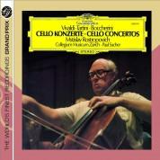 Mstislav Rostropovich, Paul Sacher, Collegium Musicum Zürich: Rostropovich - Cello Concertos - CD