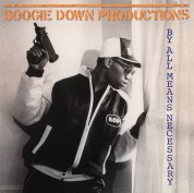 Boogie Down Productions: By All Means Necessary - Plak