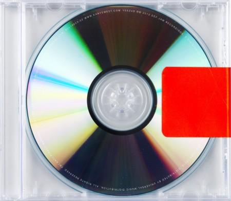 Kanye West: Yeezus - CD